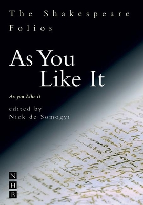 Cover for As You Like It (Shakespeare Folios)