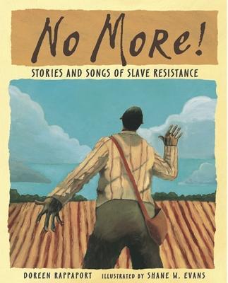 No More! Cover