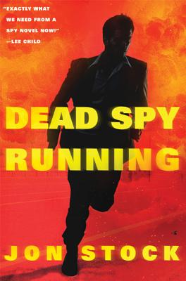 Dead Spy Running Cover