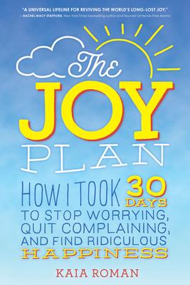 The Joy Plan Cover