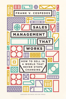 Cover for Sales Management That Works