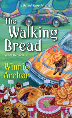 Cover for The Walking Bread (A Bread Shop Mystery #3)