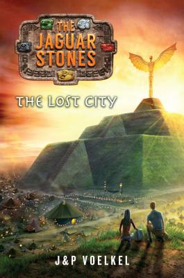 The Jaguar Stones, Book Four Cover