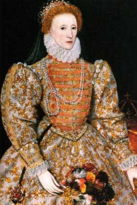 Queen Elizabeth 1: Notebook Cover Image