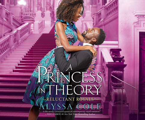 A Princess in Theory (Reluctant Royals #1) Cover Image