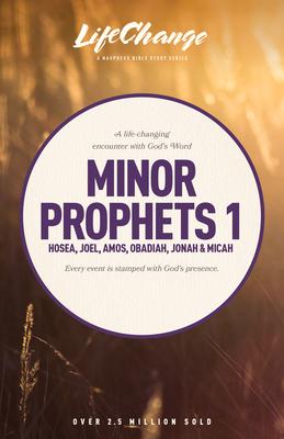 Minor Prophets 1 (LifeChange) Cover Image