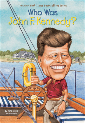 Cover for Who Was John F. Kennedy?