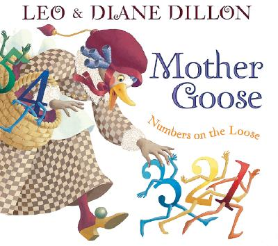 Mother Goose Numbers on the Loose Cover