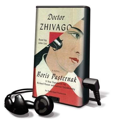 Doctor Zhivago [With Earbuds] (Playaway Adult Fiction) Cover Image