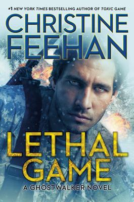 Lethal Game (A GhostWalker Novel #16) Cover Image