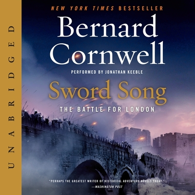 Sword Song Lib/E: The Battle for London Cover Image
