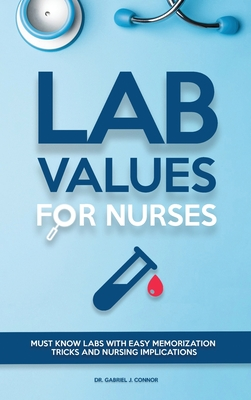 Lab Values for Nurses Cover Image