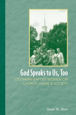 Cover for God Speaks to Us, Too