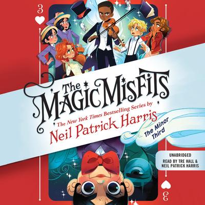 Magic Misfits, The: The Minor Third: The Magic Misfits #03 Cover Image