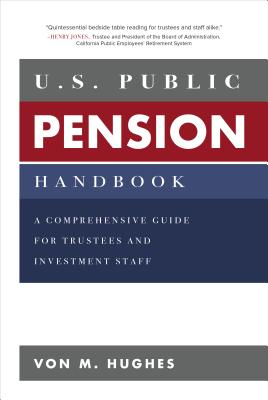 Cover for U.S. Public Pension Handbook