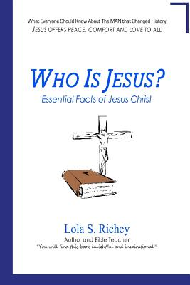 Who Is Jesus? Cover