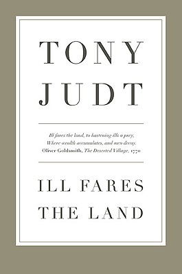 Ill Fares the Land Cover