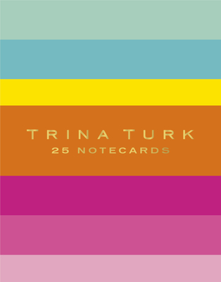 Trina Turk Notecards Cover Image