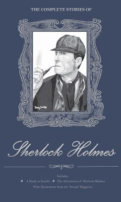 The Complete Stories of Sherlock Holmes (Wordsworth Library Collection) Cover Image