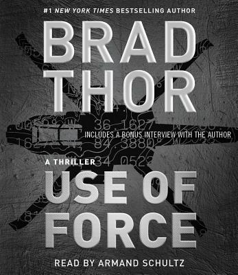 Use of Force: A Thriller (The Scot Harvath Series #17) Cover Image