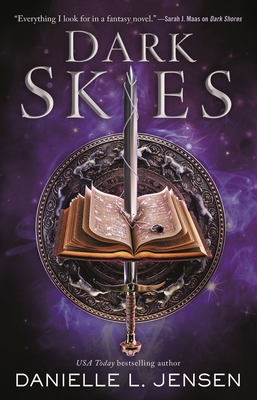 Cover for Dark Skies (Dark Shores #2)
