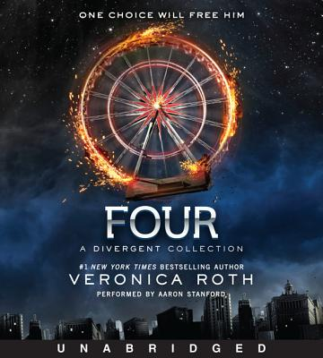 Four: A Divergent Collection CD (Divergent Series Story #4) Cover Image