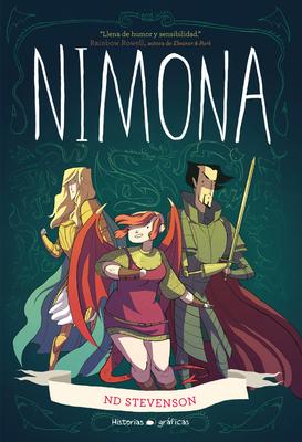 Nimona Cover Image