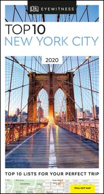 DK Eyewitness Top 10 New York City (Pocket Travel Guide) Cover Image