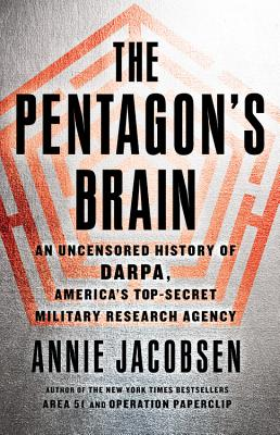 Cover for The Pentagon's Brain