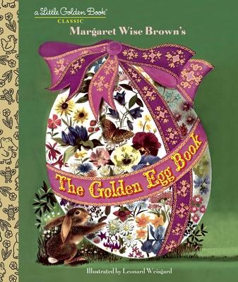 The Golden Egg Book (Little Golden Book) Cover Image
