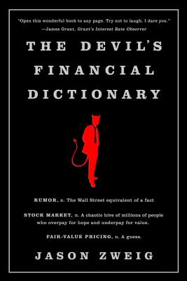 The Devil's Financial Dictionary Cover Image