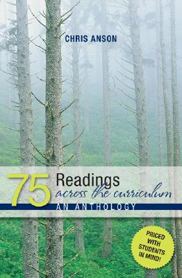 75 Readings Across the Curriculum an Anthology Cover Image
