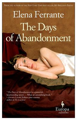 The Days of Abandonment: 10th Anniversary Edition Cover Image
