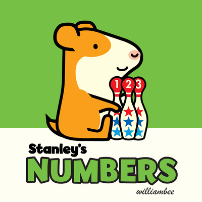 Stanley's Numbers Cover
