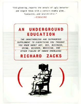An Underground Education Cover