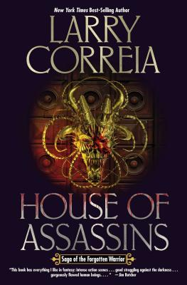 House of Assassins (Saga of the Forgotten Warrior #2) Cover Image