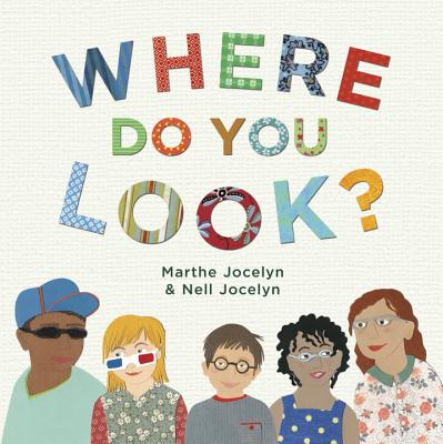 Where Do You Look? Cover