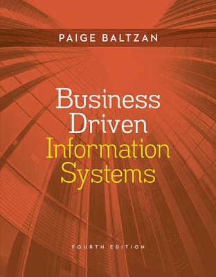 Business Driven Information Systems Cover Image