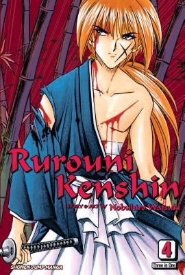 Cover for Rurouni Kenshin (VIZBIG Edition), Vol. 4
