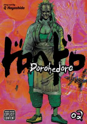 Dorohedoro, Volume 2 Cover