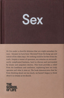 Sex: An Open Approach to Our Unspoken Desires. Cover Image
