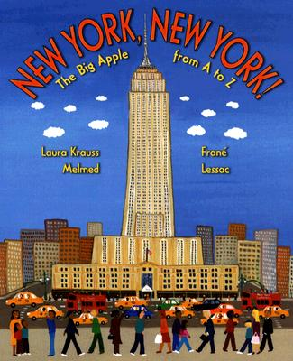 Cover for New York, New York!