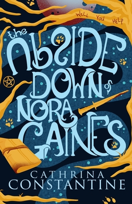 Cover for The Upside Down of Nora Gaines