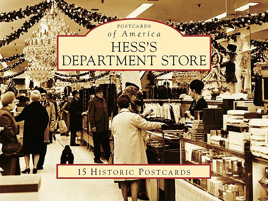 Hess's Department Store (Postcards of America (Looseleaf)) Cover Image