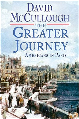 The Greater Journey Cover