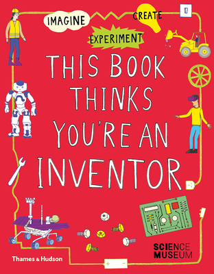 This Book Thinks You're an Inventor Cover Image