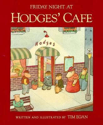 Cover for Friday Night at Hodges' Cafe