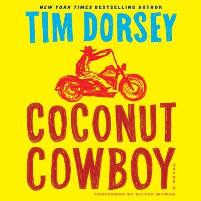 Coconut Cowboy Lib/E (Serge Storms #19) Cover Image