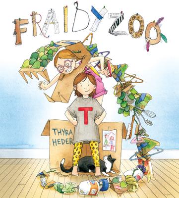 Fraidyzoo Cover