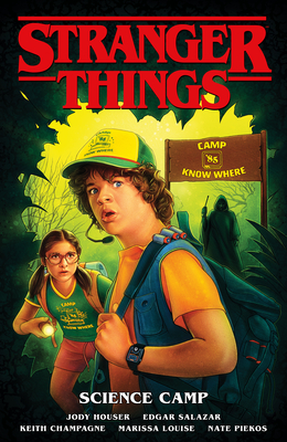 Stranger Things: Science Camp Cover Image